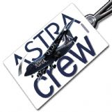 Astra Airlines BAe146 Crew Tag